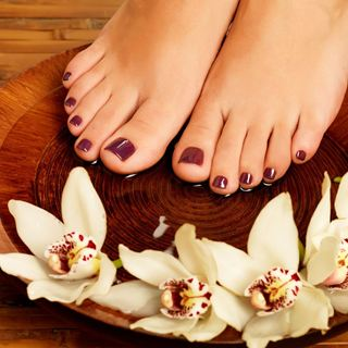 Picture of Deluxe Pedicure
