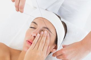 Picture of Eyebrows - Threading